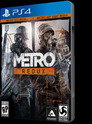 [PS4] Metro Redux (2014) - FULL ITA
