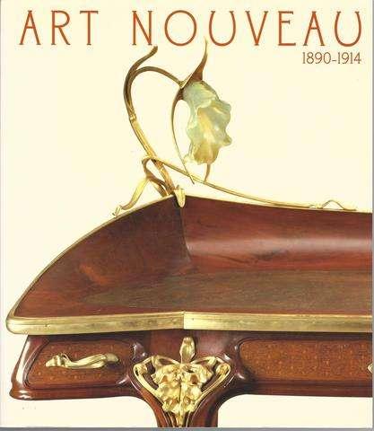 Art Nouveau: 1890-1914