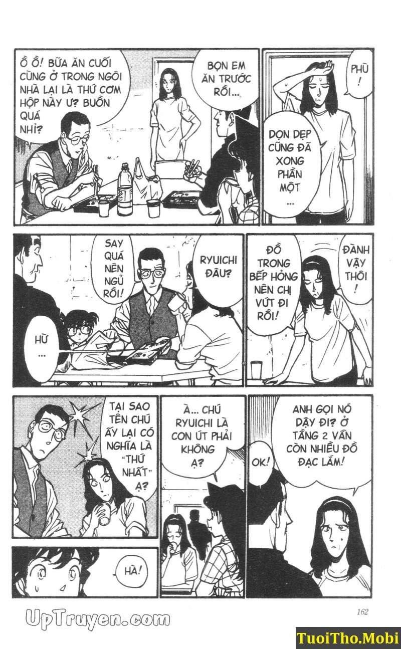 đọc truyện Conan bộ đặc biệt chap 17 trang 7