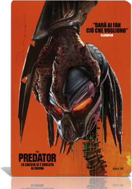 The Predator (2018).mkv MD MP3 720p HDTS - iTA