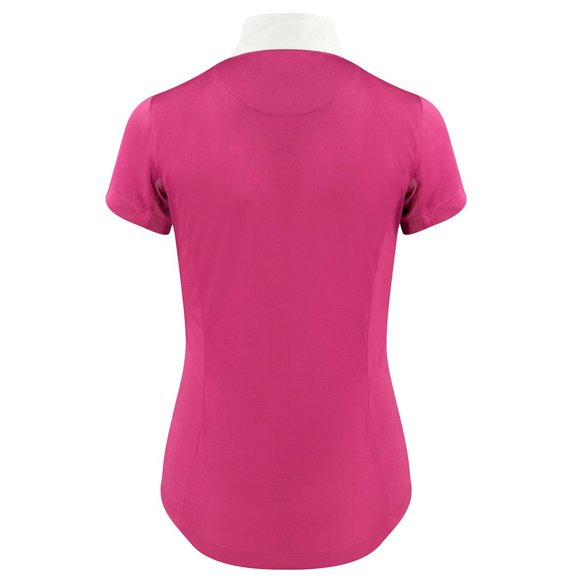 Horze-Blaire-Women-039-s-Short-Sleeve-Functional-Show-Shirt-with-UV-Protection thumbnail 6