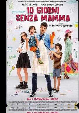 10 Giorni Senza Mamma (2019).mkv MD MP3 720p HDTS - iTA