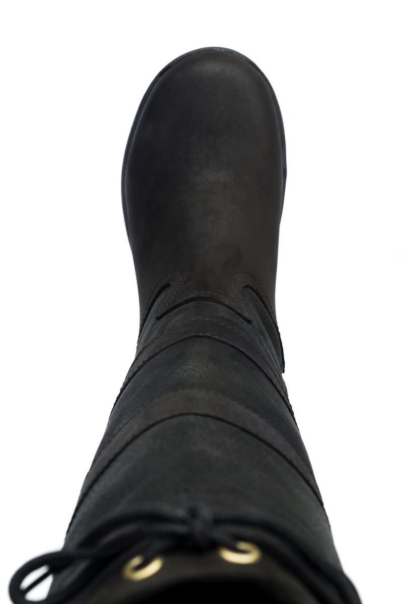 Dublin-Ladies-039-River-Tall-Boots-Waterproof-Leather-Rider-Comfort-System