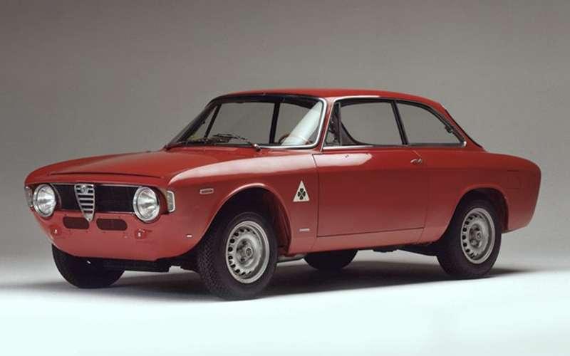 1965 Alfa Romeo Sport GT Veloce