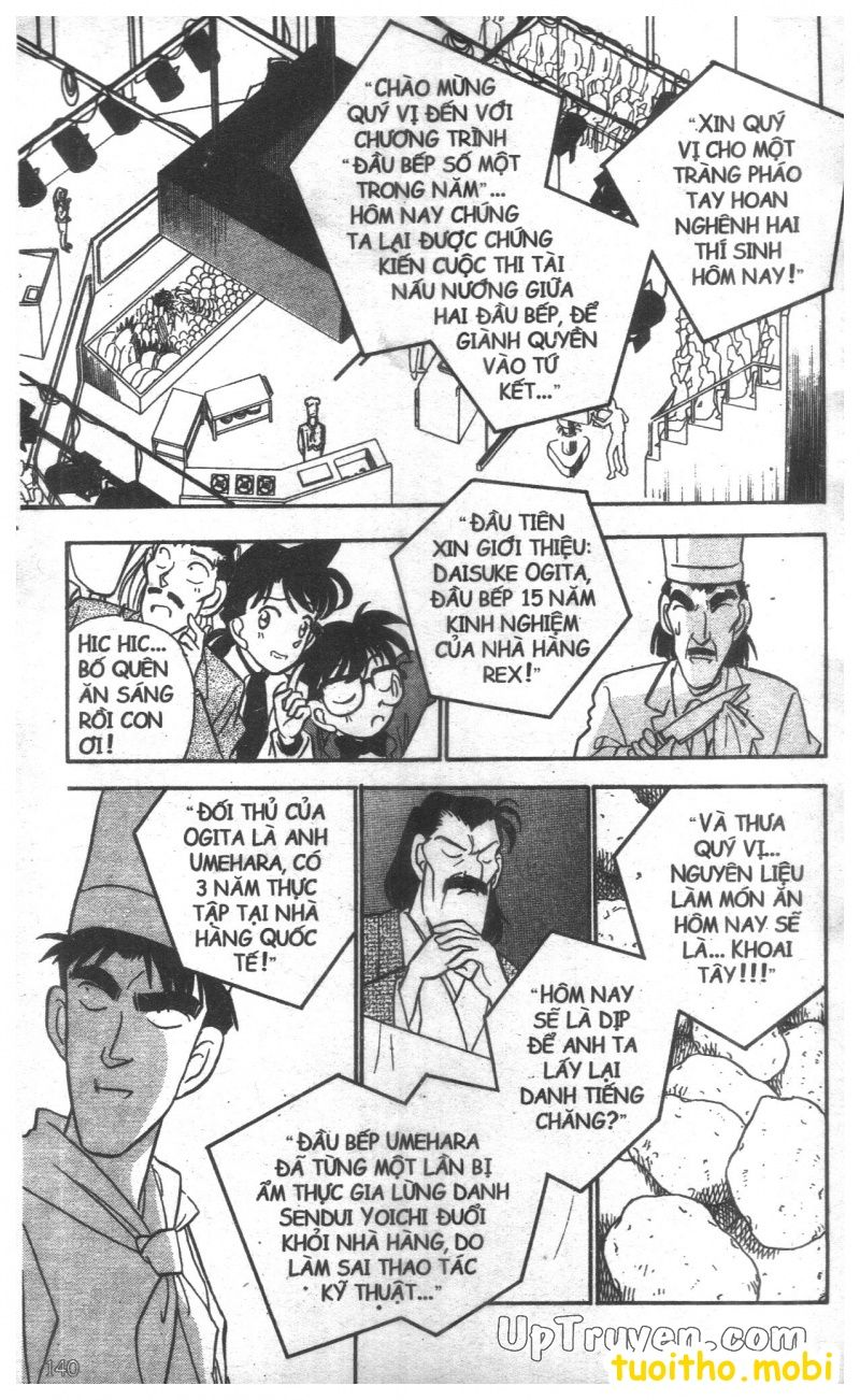 đọc truyện Conan bộ đặc biệt chap 25 trang 7