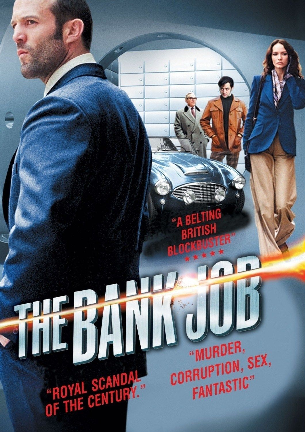Screen Shots The Bank Job 2008 Hindi Dubbed Movie Download Watch Online 720p