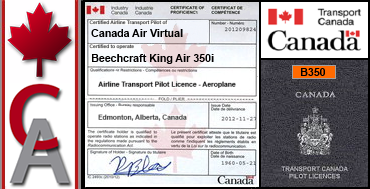 Beechcraft King Air 350i Certification Flight