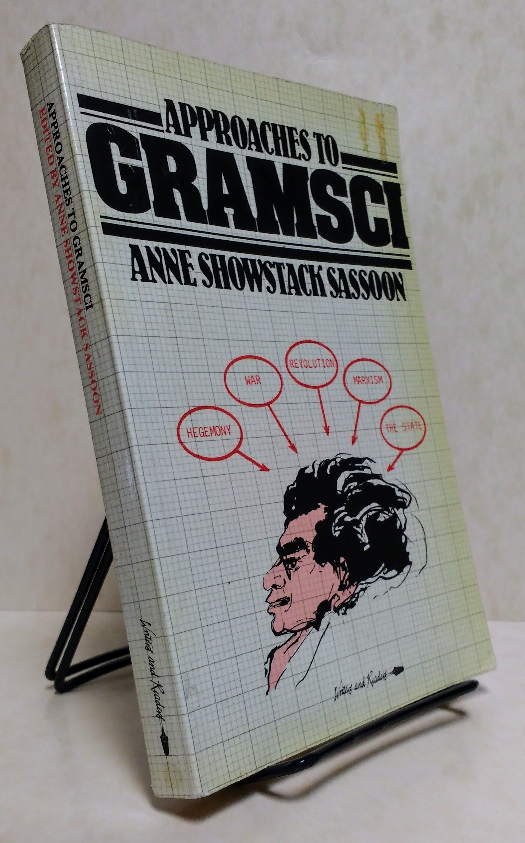 Approaches to Gramsci, Anne Showstack Sassoon [Editor]
