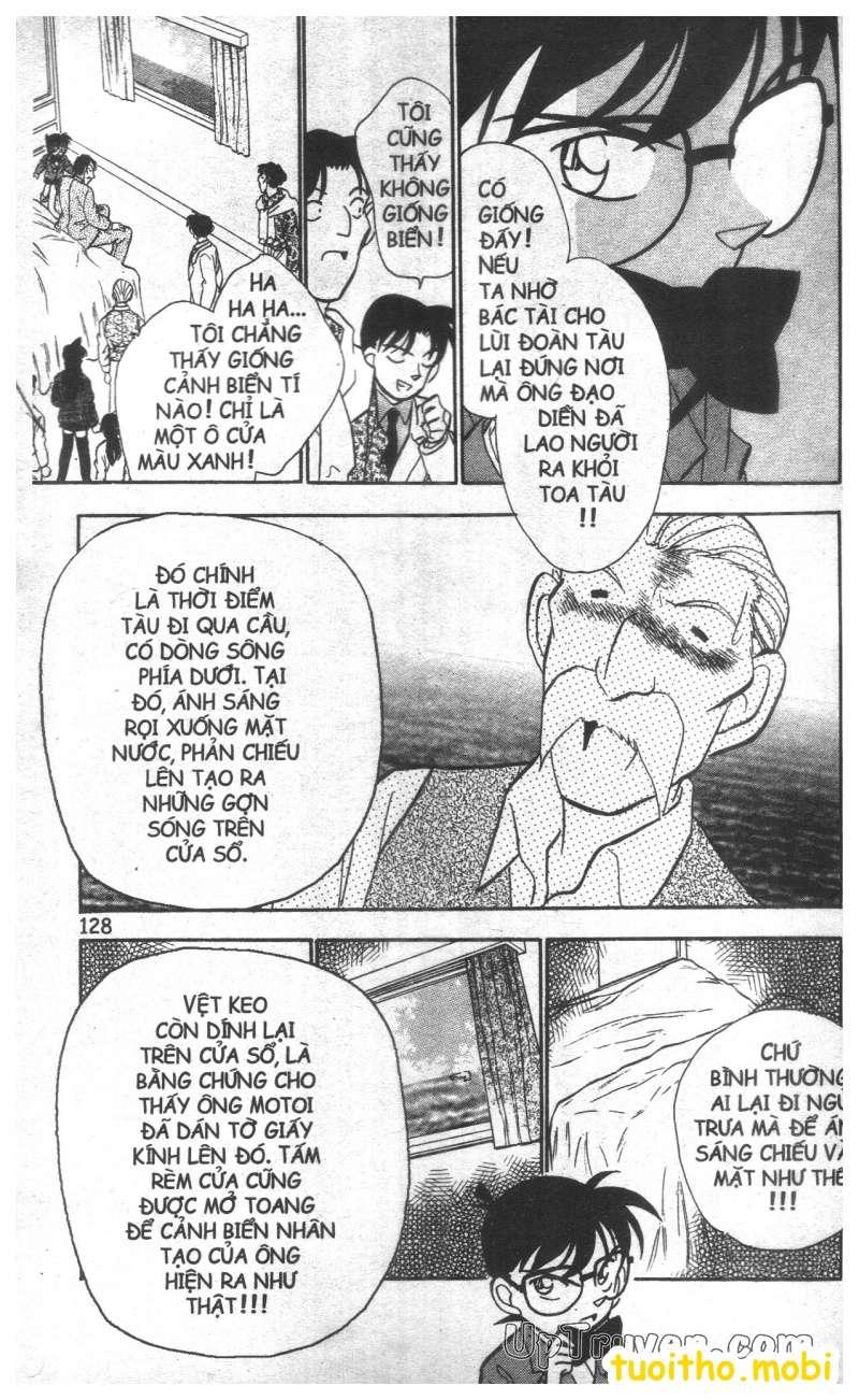 đọc truyện Conan bộ đặc biệt chap 24 trang 11