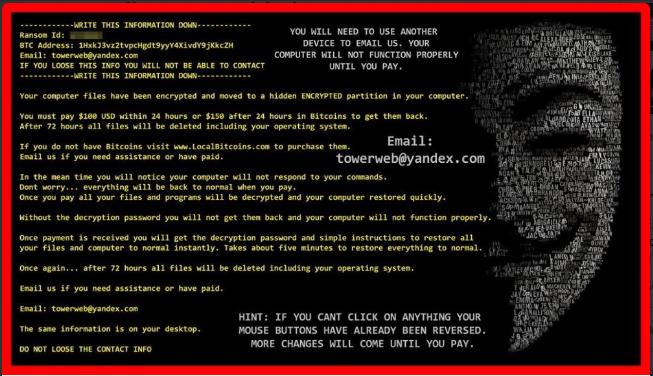 Powerware Ransomware