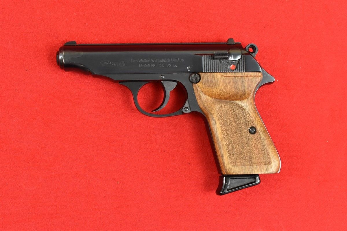 WALTHER PP 22LR