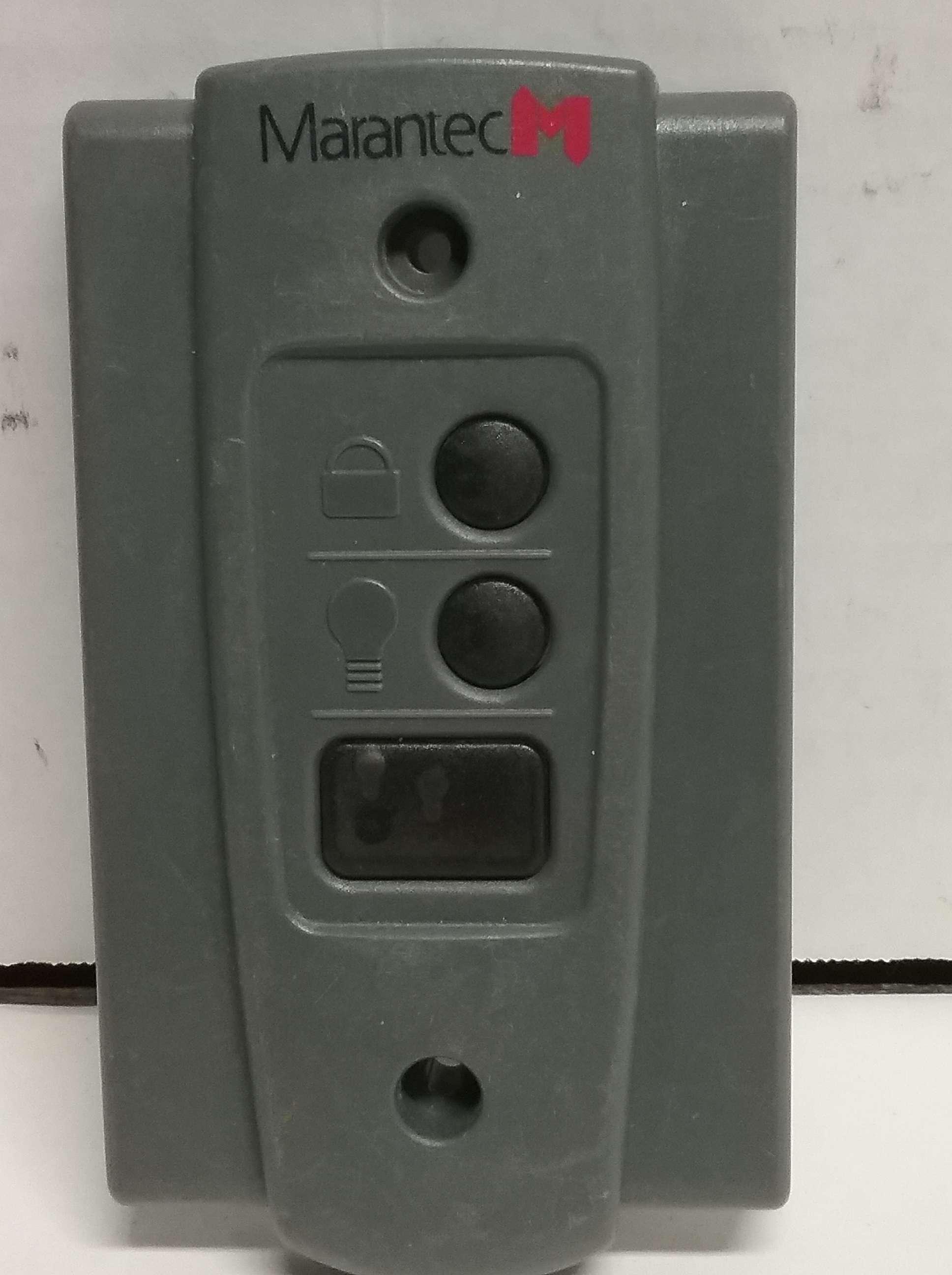 Marantec Interior Hard Wired Garage Door Opener Control