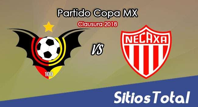 Murcielagos FC vs Necaxa en Vivo – Copa MX – Martes 23 de Enero del 2018