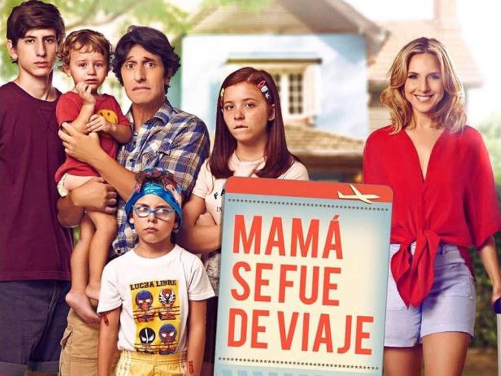 10 μέρες χωρίς τη μαμά (Mamá se fue de viaje) Poster Πόστερ Wallpaper