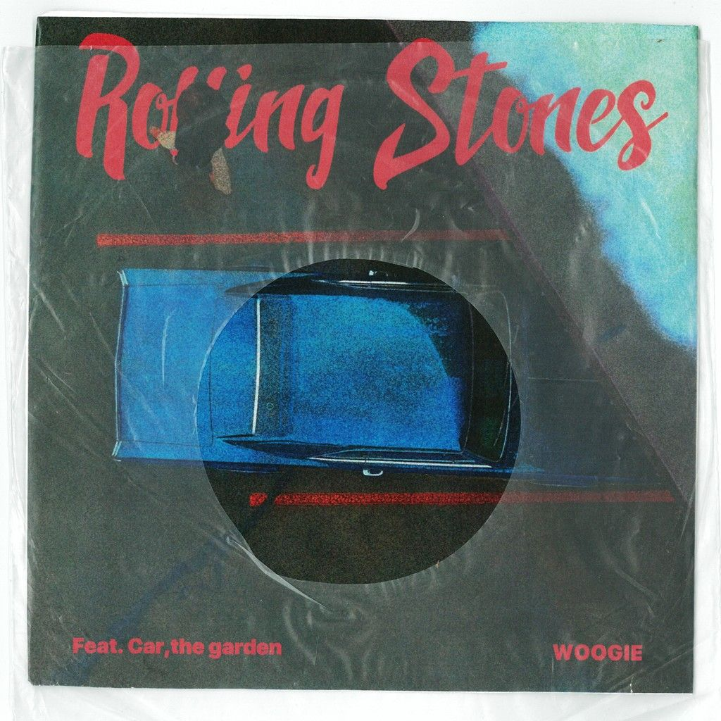 Download WOOGIE - ROLLING STONES (Feat. CAR, THE GARDEN) Mp3