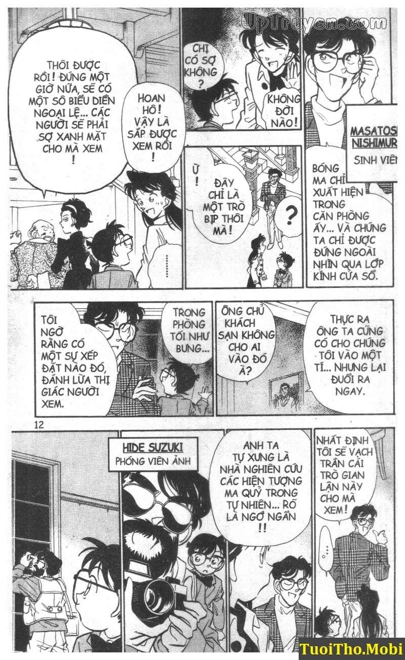 đọc truyện Conan bộ đặc biệt chap 18 trang 5