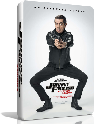 Johnny English Colpisce Ancora (2018).avi MD MP3 HDTS - iTA