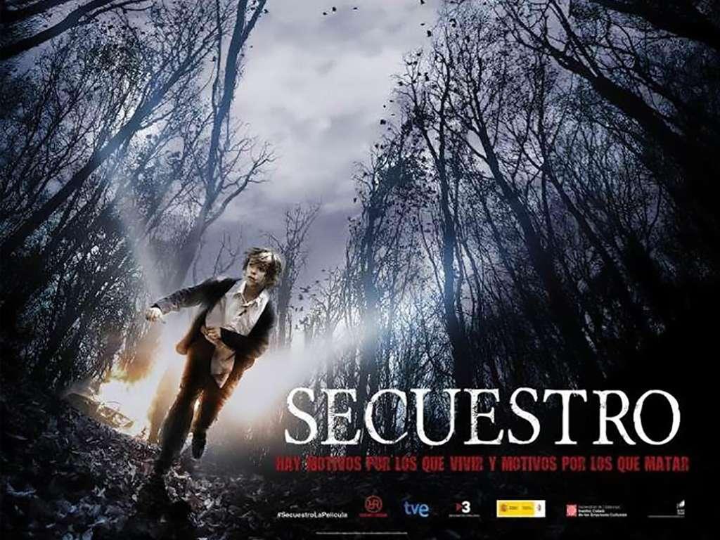 Απαγωγή (Secuestro) Poster Πόστερ Wallpaper