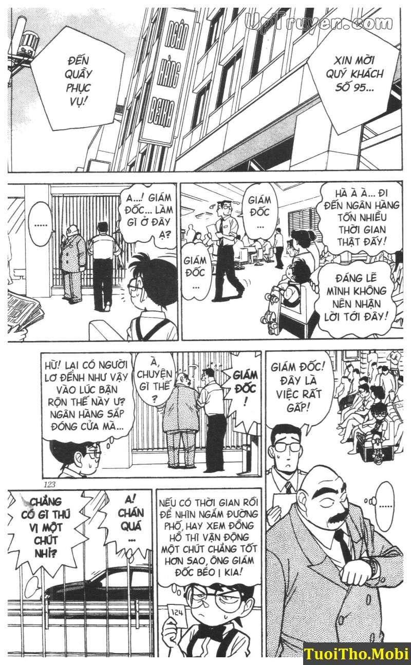 đọc truyện Conan bộ đặc biệt chap 7 trang 1
