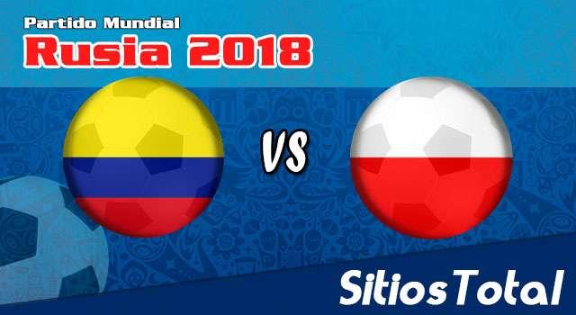 Ver Polonia vs Colombia en Vivo – Mundial Rusia 2018