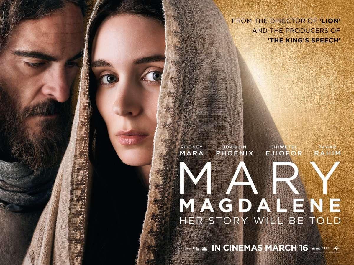 Μαρία Μαγδαληνή (Mary Magdalene) Quad Poster Πόστερ