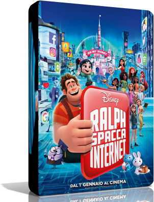Ralph Spacca Internet (2018).mkv MD AC3 720p HDRip - iTA