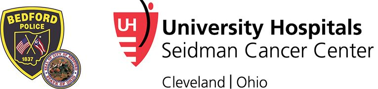 City of Bedford Ohio Police Department and University Hospitals Seidman Cancer Center Cleveland Ohio