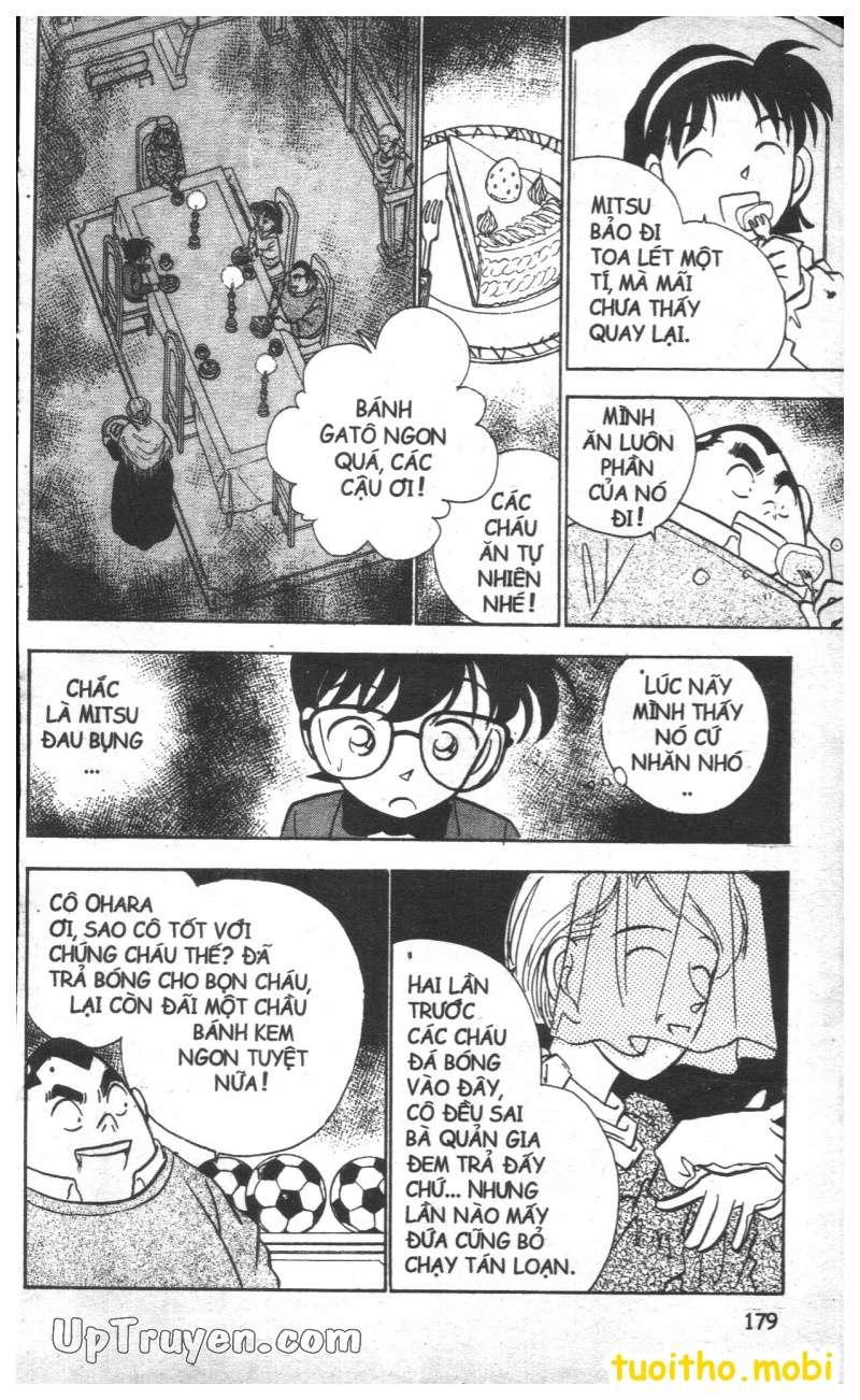 đọc truyện Conan bộ đặc biệt chap 27 trang 6
