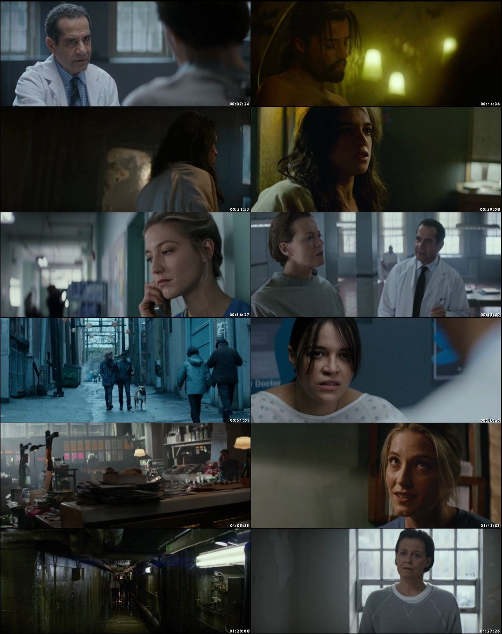 Screen Shots The Assignment (2016) Full HD English Movie Download Free