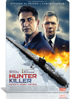 Hunter Killer - Caccia Negli Abissi (2018).avi MD MP3 WEBRip R3 - iTA