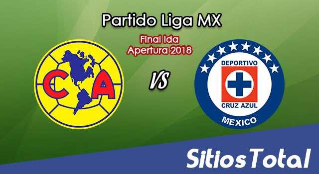 Transmisión en Vivo en Estados Unidos del América vs Cruz Azul en la Final Ida Liga MX