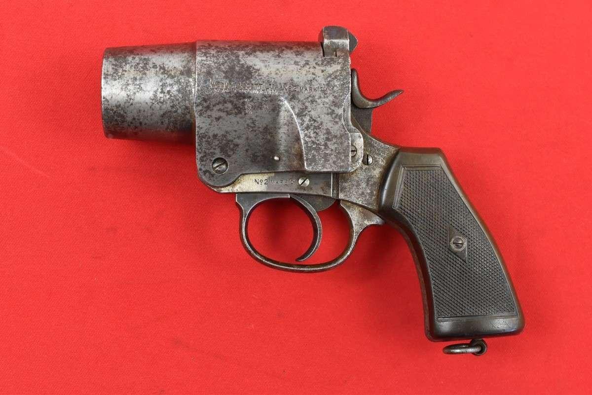 NO2MK1 FLARE GUN