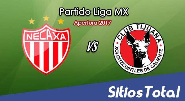 Ver Necaxa vs Xolos Tijuana en Vivo – Online, Por TV, Radio en Linea, MxM – Apertura 2017 – Liga MX