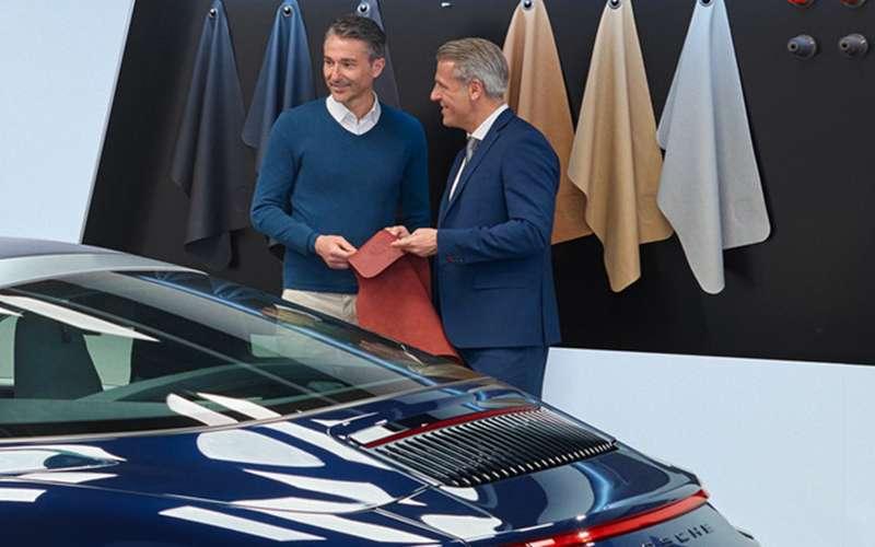 Porsche Exclusive Manufaktur Consultation