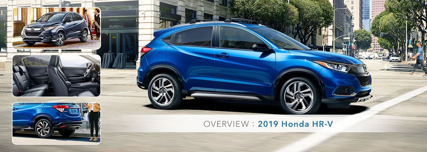 2019 Honda HR-V Review Ann Arbor Michigan