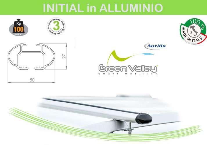 balken green valley initial aluminium dach auto. Black Bedroom Furniture Sets. Home Design Ideas