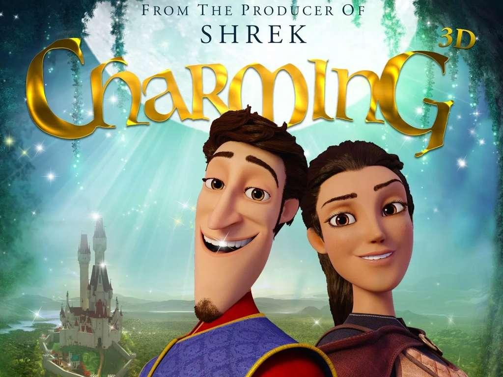 Ο Μαγεμένος Πρίγκιπας (Charming) Movie