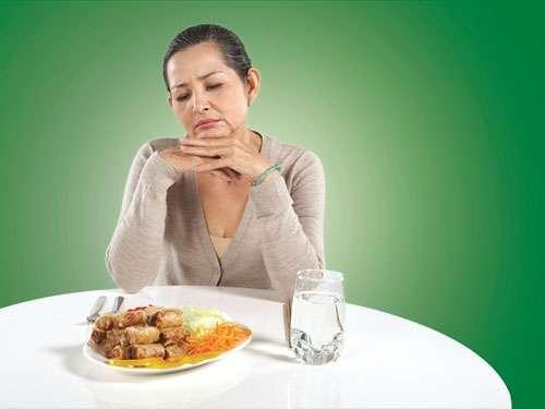 biếng ăn ở bệnh nhân ung thư