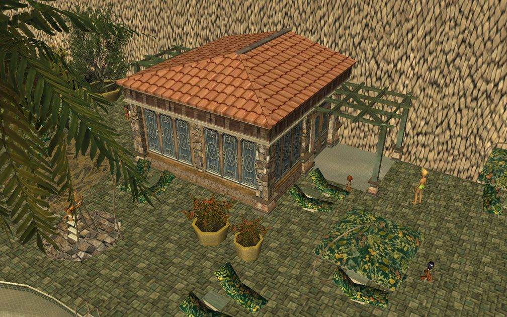My Projects - CSO's I Have Imported, Park Outbuildings - Aegean Sands Pool Maintenance Utility Building, Image 06