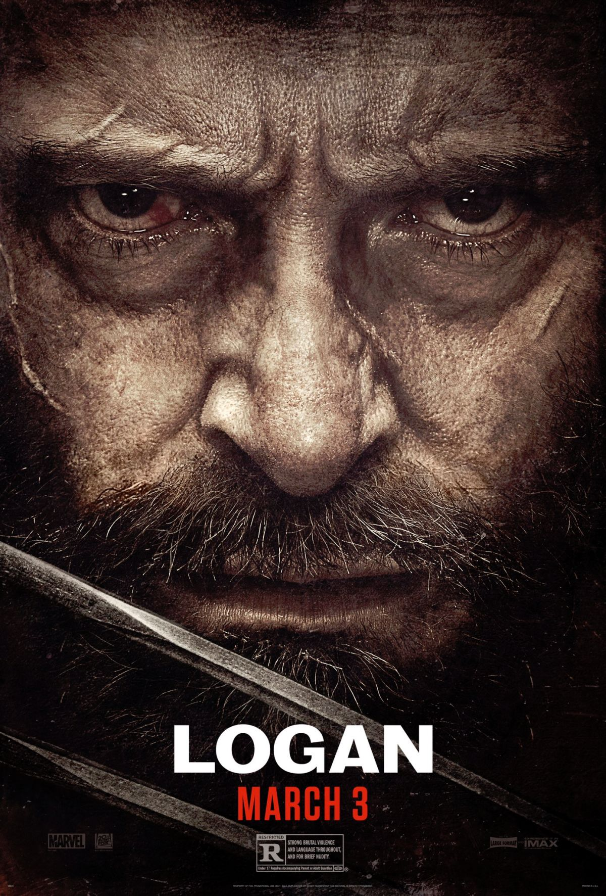 Poster Logan (2017) Full Movie Download in Hindi