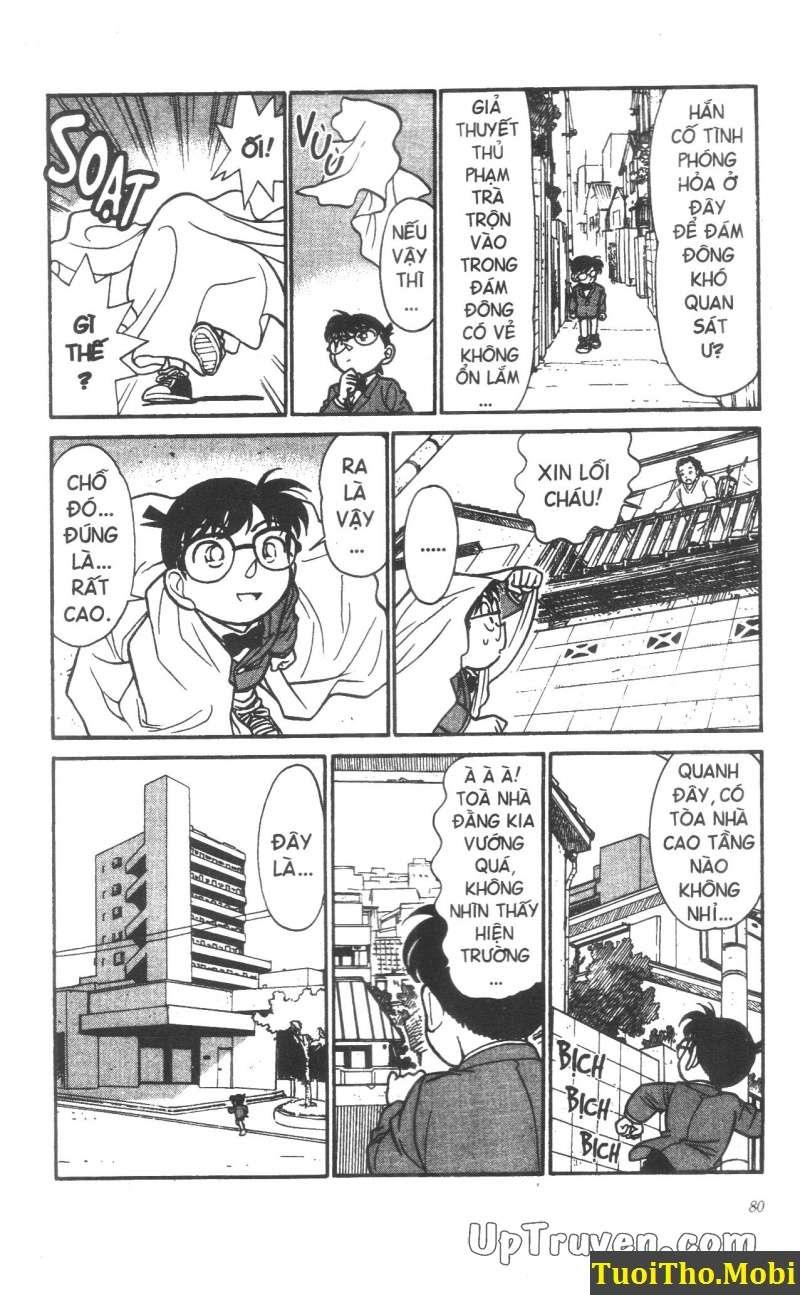 đọc truyện Conan bộ đặc biệt chap 13 trang 7