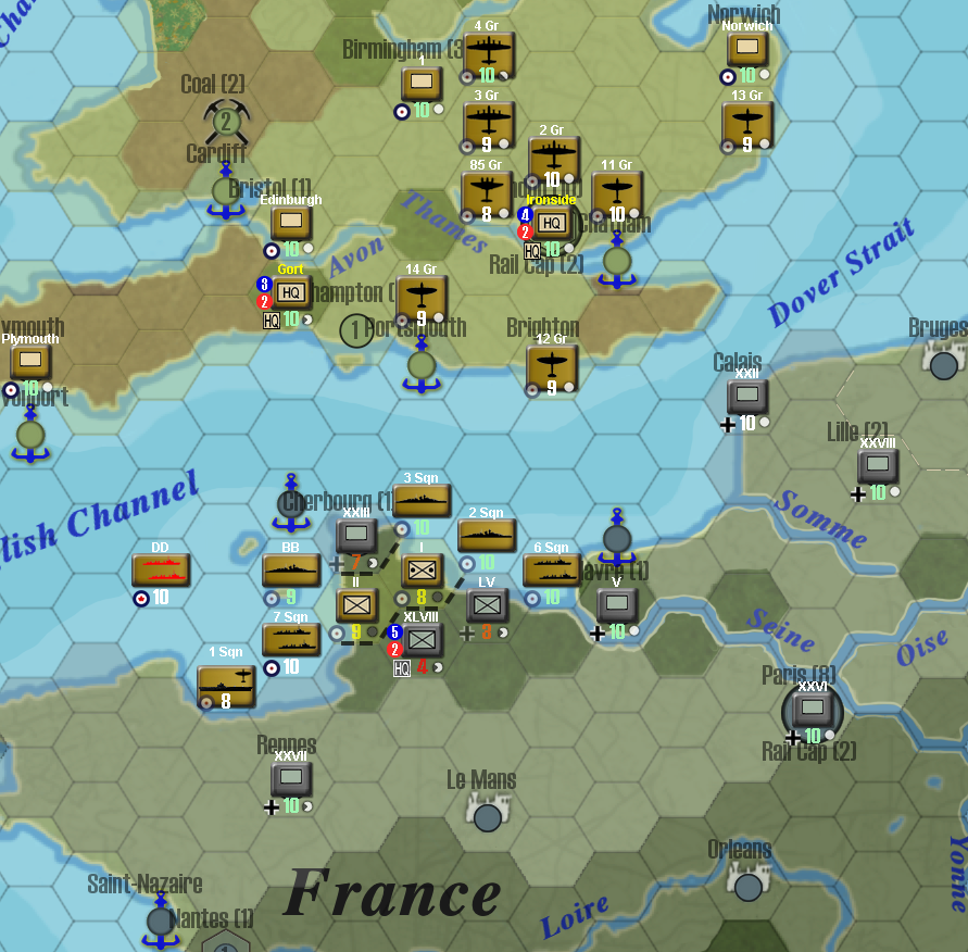 GS 4 0 AAR (last update) Plaid (Axis) vs Vokt (Allies) - Slitherine
