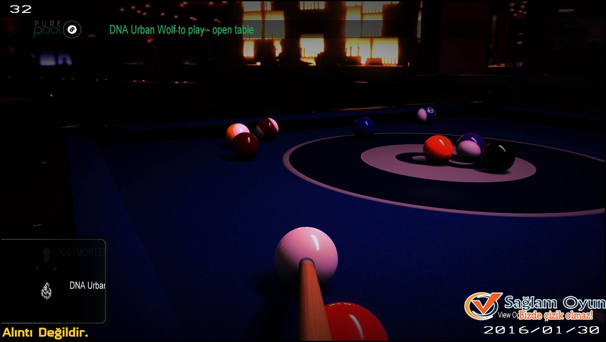 Pure Pool Snooker Pack-2