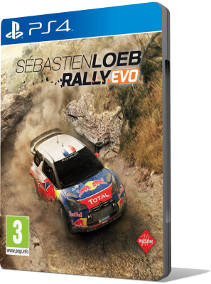 [PS4] Sébastien Loeb Rally EVO (2016) - FULL ITA