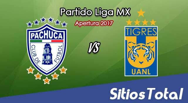 Pachuca vs Tigres en Vivo – Liga MX – Sábado 12 de Agosto del 2017