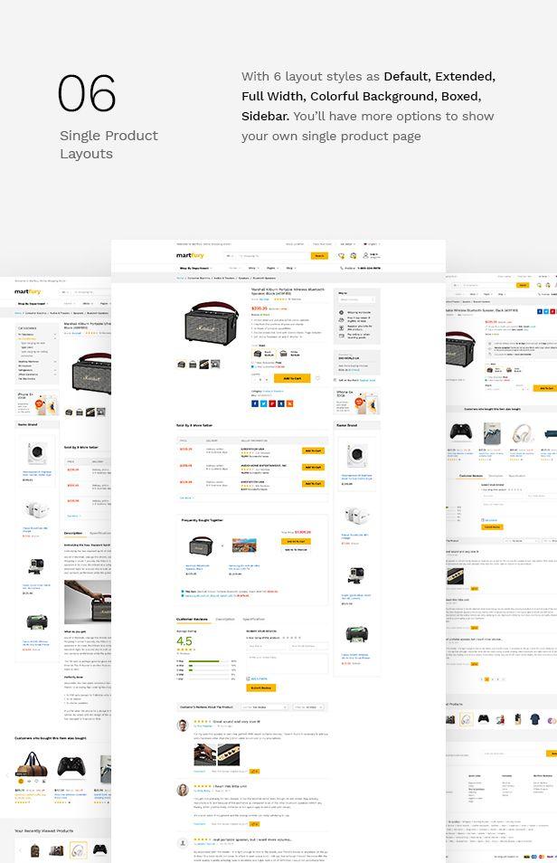 MartFury   Multi-Vendor & Marketplace eCommerce PSD Template - 16