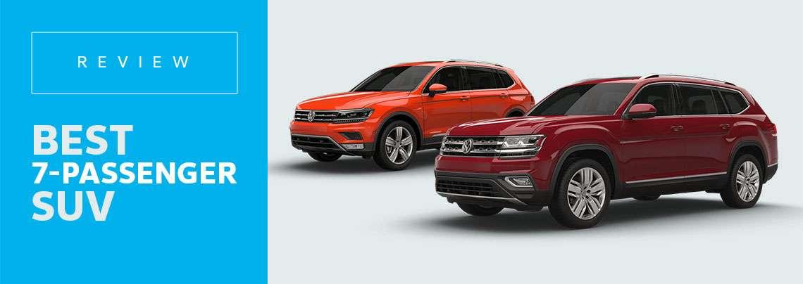 Best 7 Seater Suv >> Volkswagen 7 Seater Suv 2019 Vw Atlas Vw Tiguan Ann