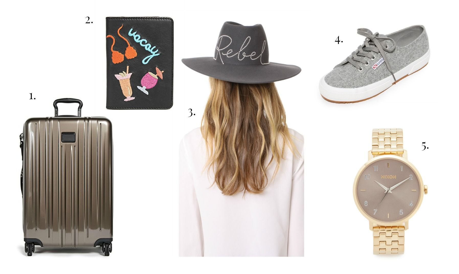 Packing Essentials Shopbop