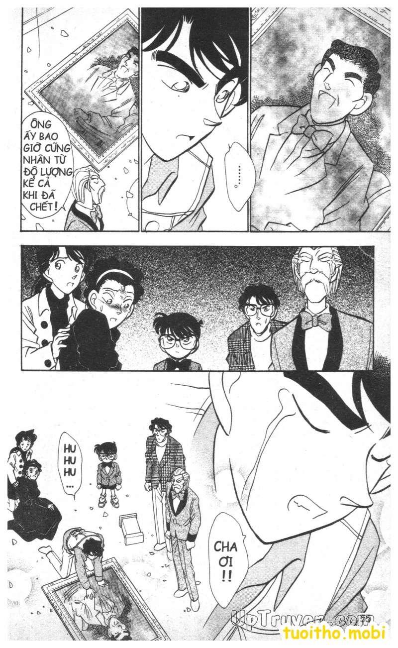 đọc truyện Conan bộ đặc biệt chap 20 trang 14