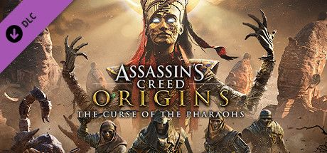 [Fshare|4Share] Assassins Creed Origins The Curse of The Pharaohs-CODEX [Action/ISO/2018]